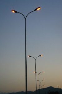 street lighting, energy efficiency, electricity consumption