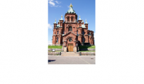 TweetUnder the orthodox Cathedral of Uspenski, a very famous monument of Helsinki, is hiding one of the most innovative places in the world. A huge cave, built as a shelter...