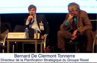 : Rexel, event produrable, energy efficiency, energy savings, Bertrand de Clermont-Tonnerre