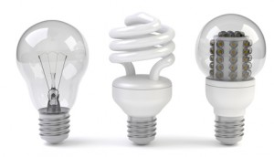 LED, OLED, FOLED,  electricity efficiency, lighting